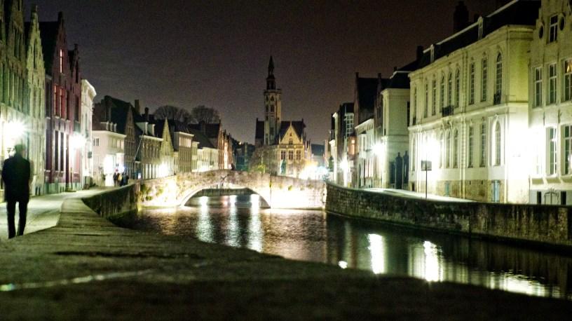December - Bruges