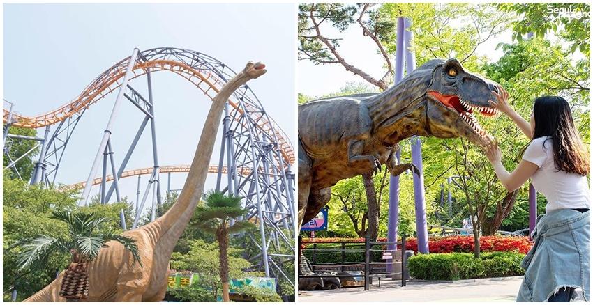好玩好拍不輸迪士尼&環球。韓國三大遊樂園你收集了沒?
