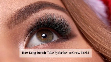 how long does it take eyelashes grow back-ibeautyguide