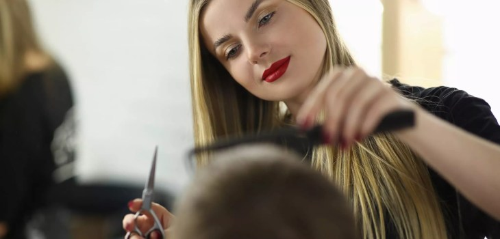 Hairdressing photography - ibeautyguide