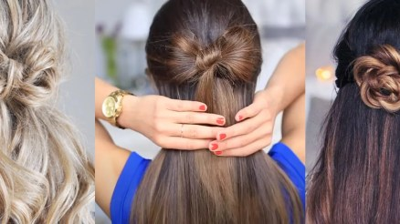 How to Do a Bow in Your Hair feature