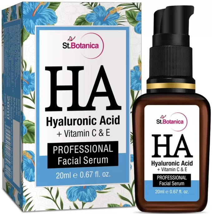 StBotanica Hyaluronic Acid Facial Serum