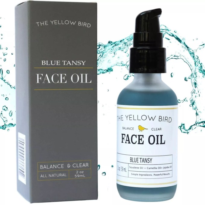 Balancing Blue Tansy Face Oil