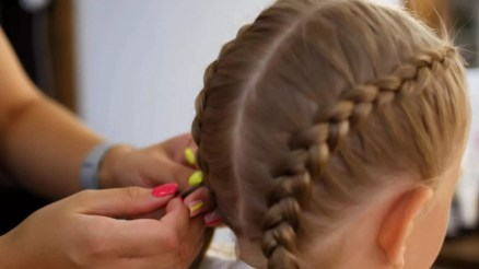 How To Style Baby Hair ft