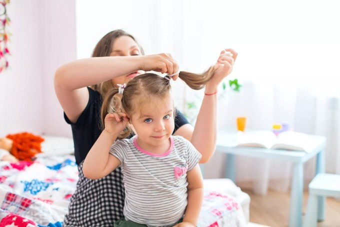 How To Style Baby Hair