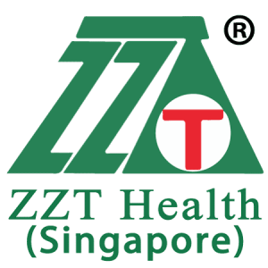 ZZT Health English Logo
