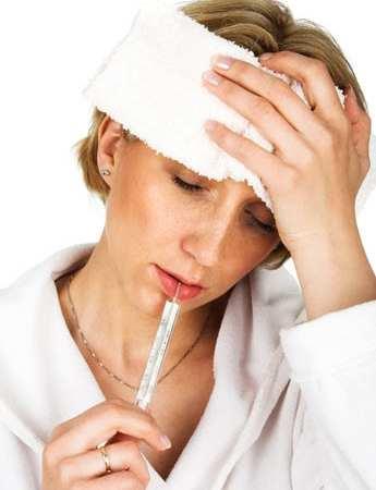 Imagen síntomas de gripe