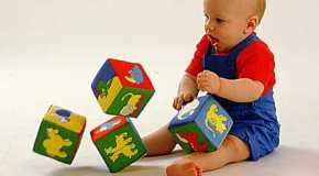 Los juegos en la infancia de los bebés
