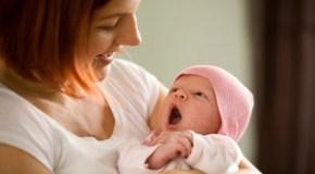 Cómo cuidar la cabeza del bebé