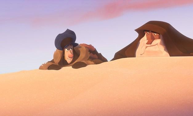 """""""Klaus"""" triunfa en los """"Oscar"""" de la animación"""