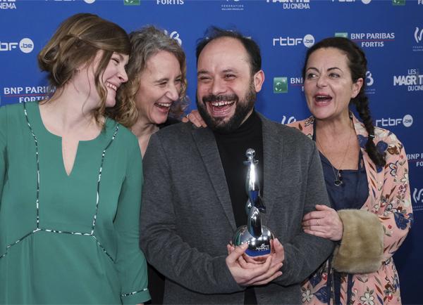 """""""Nuestras madres"""" gana premio Magritte de Academia belga"""
