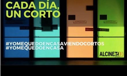 Festival Alcine comparte cortos por cuarentena