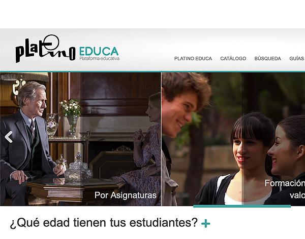 Platino Educa ofrece formación educativa a través del cine
