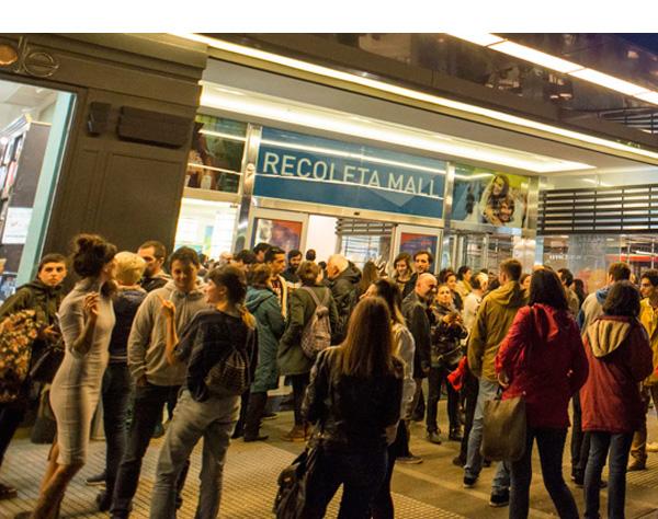 Se cancela 22 festival BAFICI de Buenos Aires