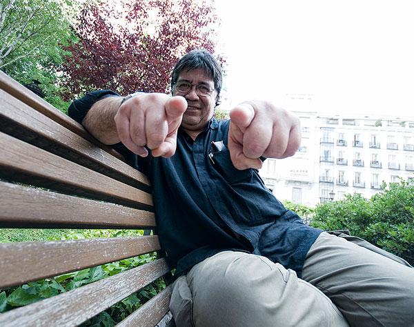 Fallece por coronavirus escritor y cineasta Luis Sepúlveda