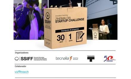 Abre San Sebastián 2ª convocatoria de Zinemaldia Startup Challenge