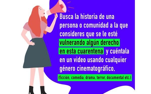 Colombia: Lanzan concurso de cortos sobre violación de derechos humanos