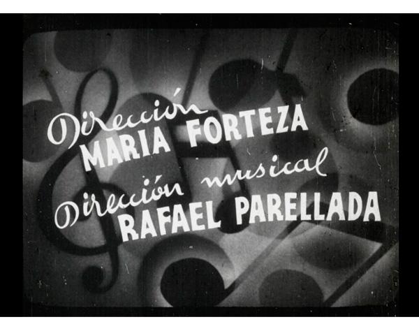 Filmoteca localiza primera película sonora dirigida por una mujer en España