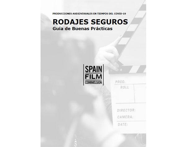 Coronavirus: reinician los rodajes en España