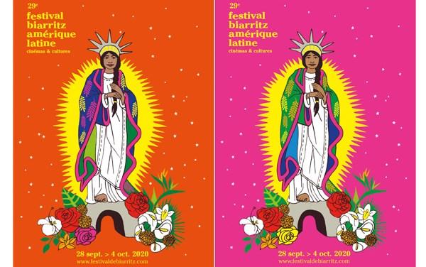 """Los latinos de Estados Unidos, tema """"foco"""" del Festival de Biarritz 2020"""