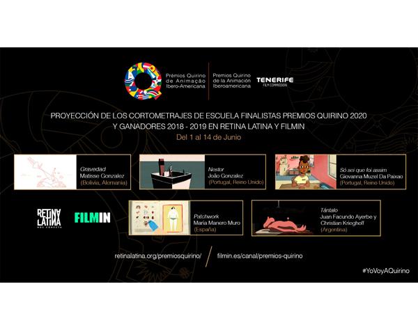 Premios Quirino apoyan a nuevos talentos de la animación iberoamericana