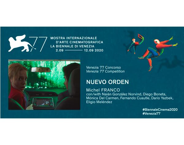 Michel Franco competirá por el León de oro en Venecia
