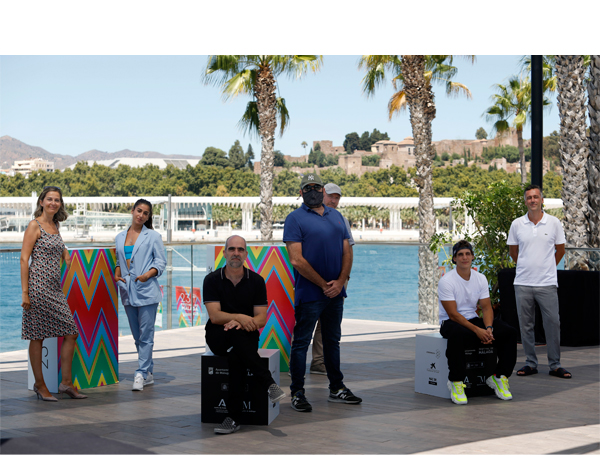 Málaga: Calparsoro estrena película sobre crimen organizado en España