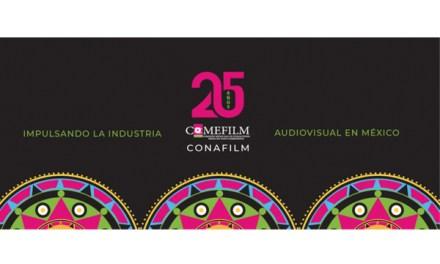 Comisión Mexicana de Filmaciones (Comefilm) celebra su 25 aniversario