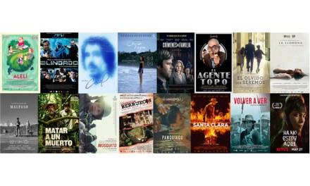 16 películas se presentan al Goya a mejor película iberoamericana