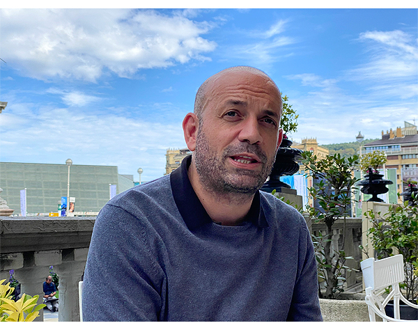 ENTREVISTA: Méndez Esparza prepara película sobre novela de Juan José Millás