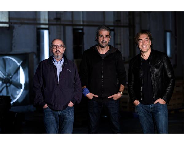 Aranoa inicia rodaje de su nueva película que protagoniza Javier Bardem