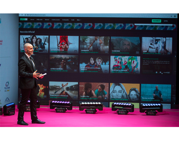 "Festival de Cine Iberoamericano de Huelva inaugura 46ª edición ""on line"""