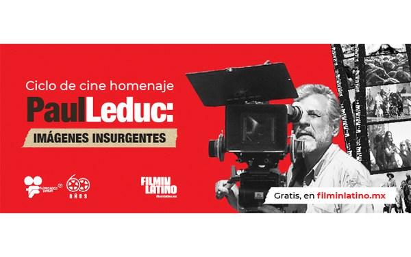 (México) Filmoteca UNAM celebra ciclo homenaje a Paul Leduc