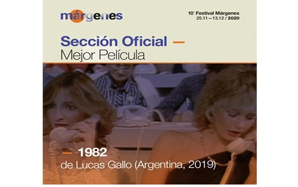"""Gana argentina """"1982"""" décima edición del Festival Márgenes"""
