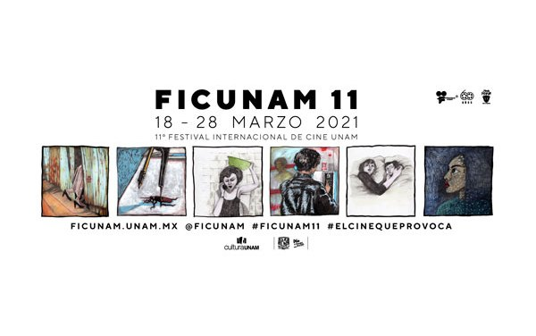 México: Festival FICUNAM se celebrará totalmente en línea