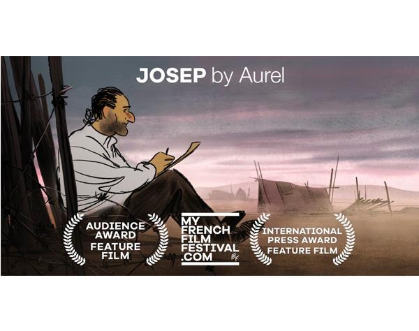 «Josep» gana Premios de prensa y público en el MYFFF