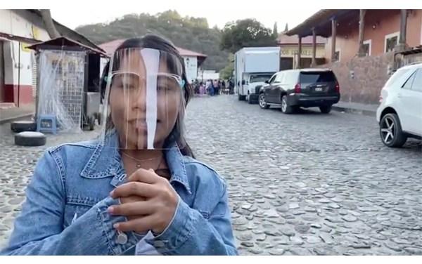 """Yalitza Aparicio vuelve a rodar tras """"Roma"""""""