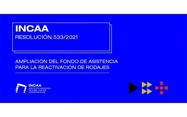 Argentina amplía Fondo para reactivar rodajes