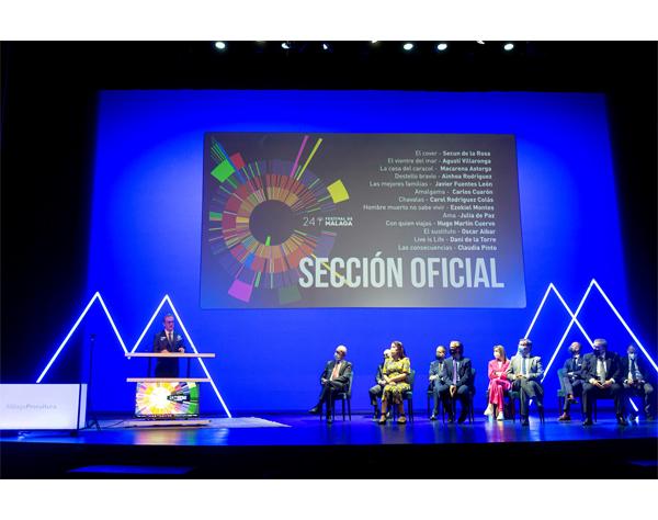 Festival de Málaga presenta su sección oficial