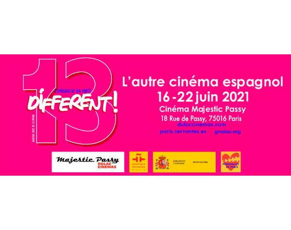 """Dífferent"" proyectará 8 películas españolas en París"