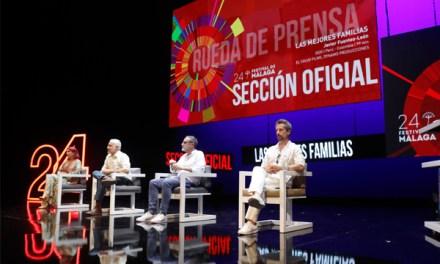 """""""Las mejores familias"""" (Perú) se presenta en Málaga"""