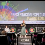 Platino Educa muestra sus herramientas en Festival de Málaga