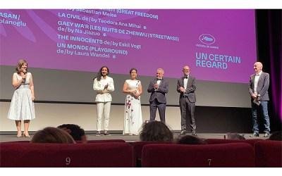 """México entra en escena en Cannes con """"La civil"""""""