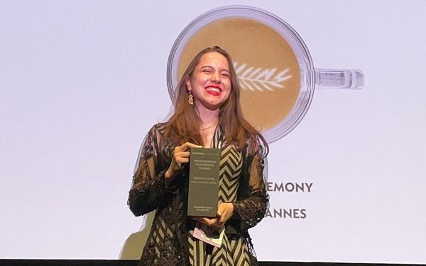 Corto mexicano gana premio Nespresso en Cannes