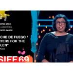 San Sebastián: Noche de Fuego (México) mejor película latinoamericana