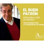 """""""El buen patrón"""" representará a España en los Óscar"""