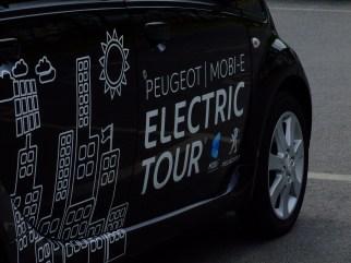 Peugeot Electric Tour
