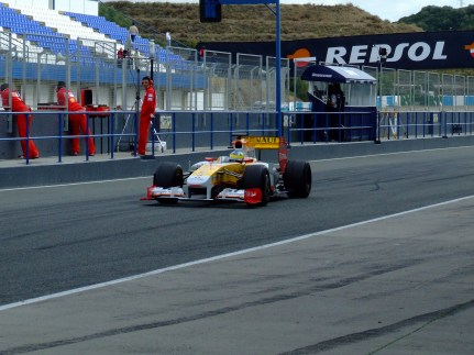 Jerez YD test Dec 2009 (8)