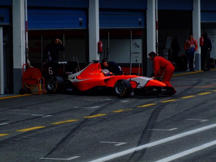 GP3 Est NOV 2012 day 2