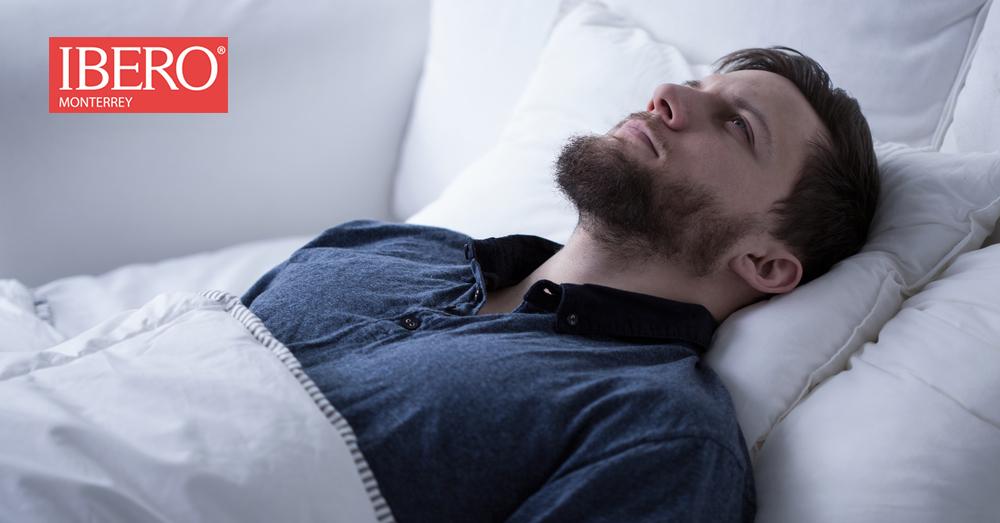 Having sleep disorders